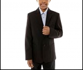 Debenhams Boy's black two button Jacket